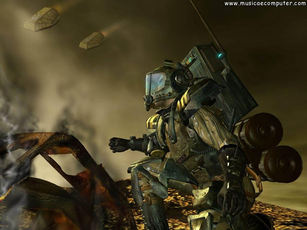 Command And Conquer Wallpaper: Desktop Wallpapers: Games: Command & Conquer