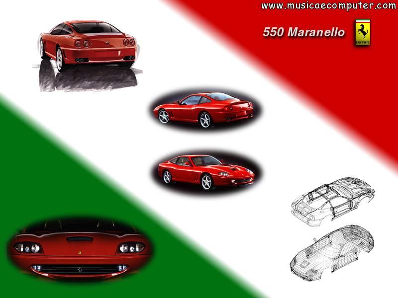 Sfondi Per Il Desktop Auto Ferrari Foto 2 19 Foto