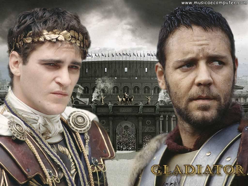 Risultati immagini per il gladiatore film