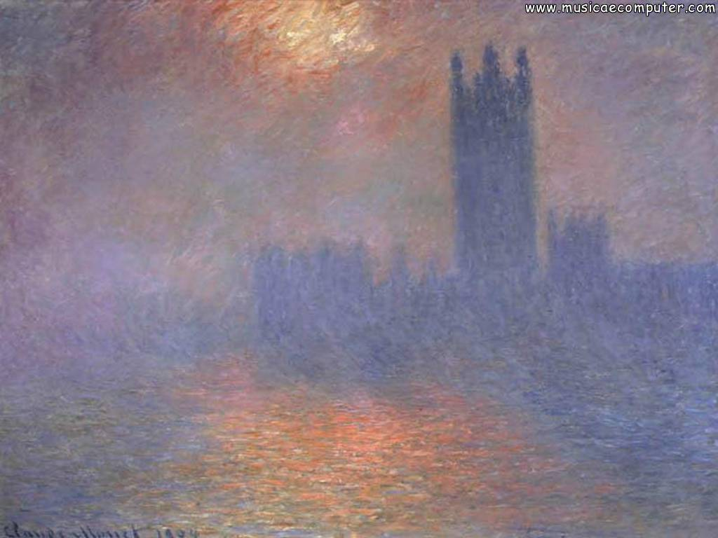 Sfondi per il desktop: Arte: Impressionismo - Foto 7 (18 ... Desktop Wallpaper