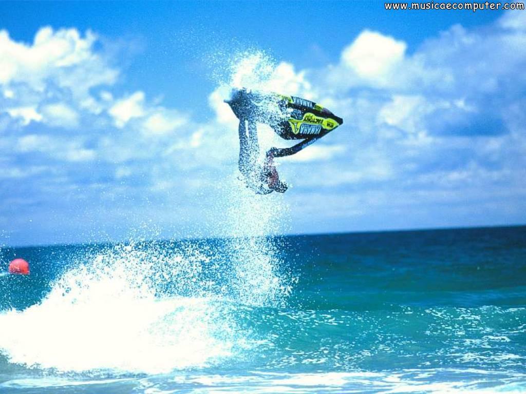En la moto de agua - 2 8