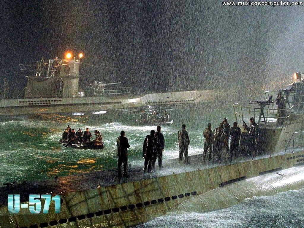 фильмы про подводную лодку ю 429